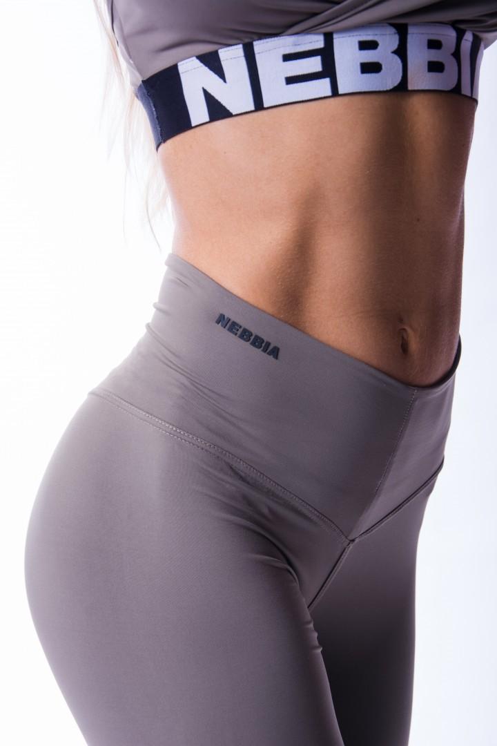Dámské legíny high waist scrunch butt mocha 604 7f4817ee7d
